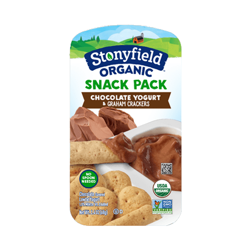 Chocolate & Graham Crackers Snack Pack