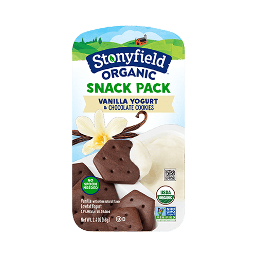 Vanilla & Chocolate Cookie Snack Pack