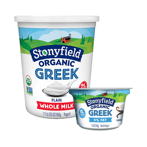 Greek flavors